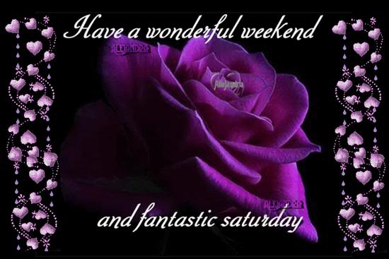Fantastic Saturday