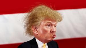 Donald Trump animated