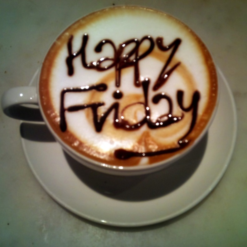 Happy Friday 1