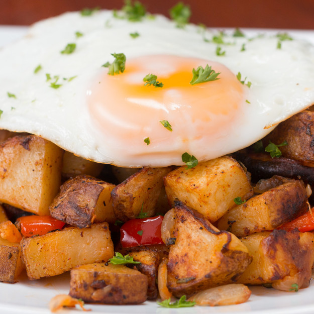 One Panb Potatoes